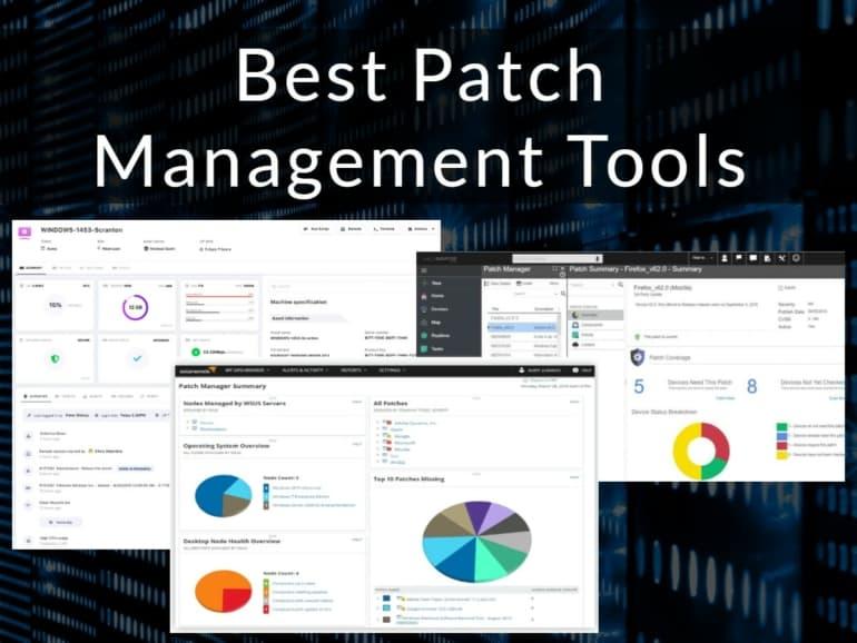 Best Patch Management Tools