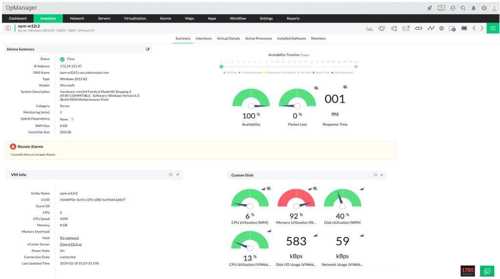 ManageEngine-OpManager