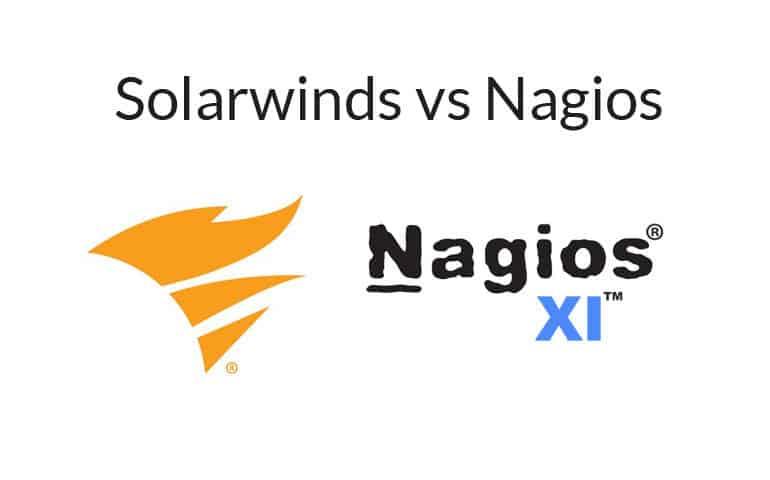 solarwinds vs nagios