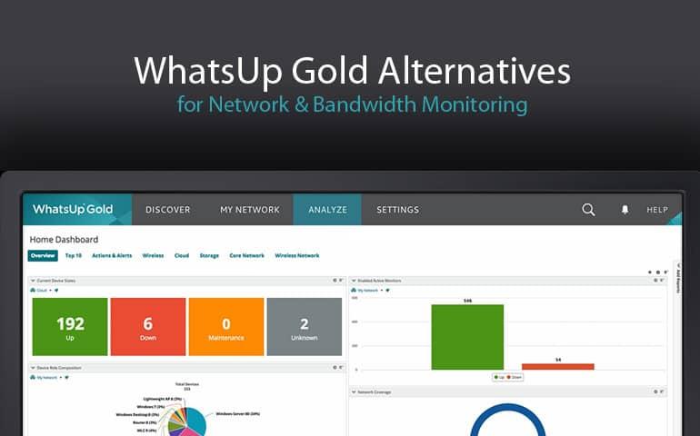 Resultado de imagen para whatsup gold 2021